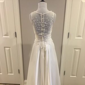 Jessica mcclintock dresses wedding dress poshmark jessica mcclintock dresses jessica mcclintock wedding dress junglespirit Image collections